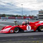 """1971 Ferrari 312 P Sparling Vintage Can Am"" by FatKatPhotography"