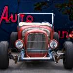 """""""1926 Ford Roadster"""