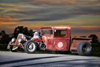1933 Ford 'Rat Nose' Pickup II