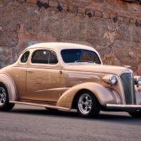 1937 Chevrolet Coupe Art Prints & Posters by Dave Koontz