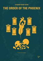 No101-5 My HP - ORDER OF THE PHOENIX minimal movie