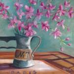 """Pitcher of spring"" by marniebourque"