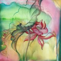Rainbow Dance Art Prints & Posters by Anna Ewa Miarczyńska