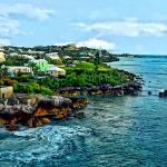 """St. George Bermuda Shoreline"" by susansartgallery"