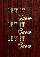 LET IT SNOW.. (3)