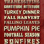 """""""THANKSGIVING WORDS (2)"""" by marymase"""