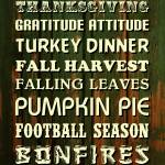 """""""THANKSGIVING WORDS (3)"""" by marymase"""