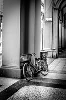 Bike in B&W