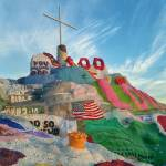 """Salvation Mountain"" by KPphotography"