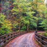 """Smoky Mountain Bridge"" by KPphotography"