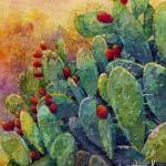 """Desert Gems 2"" by HaileyWatermedia"