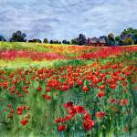 """Red Carpet"" by HaileyWatermedia"