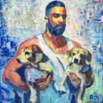 """""""Beagle Dad"""" by RDRiccoboni"""