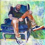 """Jose Portrait of a man"" by RDRiccoboni"