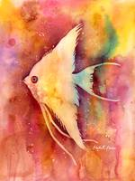 Angel Fish II