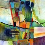 """Fluvial Mosaic"" by HaileyWatermedia"