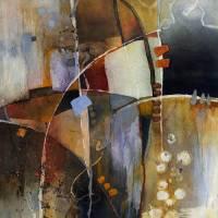 Neutral Elements Art Prints & Posters by Hailey E. Herrera Watermedia