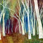 """""""White Forest"""" by HaileyWatermedia"""