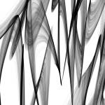 """""""ORL-7282 Abstract Expressionism in BW 3"""" by Aneri"""