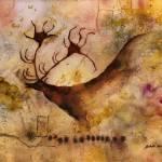 """""""Red Deer"""" by HaileyWatermedia"""