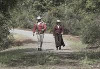 John Wayne and Kitty LeRoy, Re-enactors
