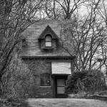 """""""The Carriage House in B&W"""" by Kirtdtisdale"""