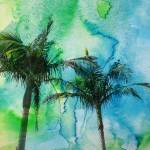 """""""ORL-2049 Palm Trees"""" by Aneri"""