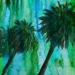 """ORL-2055 Hollywood Palms"" by Aneri"