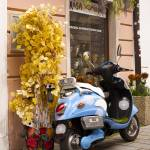 """""""The Blue Moped"""" by raetucker"""