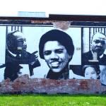 """""""DSC_0717 MLK Jr mural Alexander Austin 2"""" by TaylorMadeArt.US"""