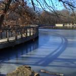 """""""Frozen Pond DSC_0380"""" by TaylorMadeArt.US"""