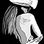 """World Peace Cowgirl"" by davegafford"