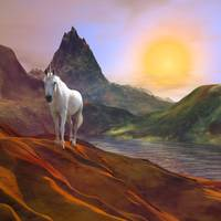 Unicorn in Lemuria