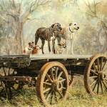 """""""Country Dogs"""" by TrudiSimmonds"""