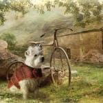 """West Highland Terrier"" by TrudiSimmonds"