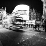 """""""Bus in Piccadilly Circus"""" by alfredoroccia"""
