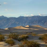 Death Valley Dunes Art Prints & Posters by Gordon Beck