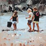 """""""Collecting Pippies II"""" by ClaireMcCallArt"""