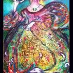 """TAROTS OF THE LOST SHADOWS /THE MOON LADY"" by BulganLumini"