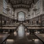 """University of Michigan Law School Reading Room"" by JamesHowePhotography"