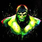 """""""Hulk Unleashed"""" by Krenken"""