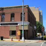 """Burlington, North Carolina - Main Street & Front"" by Ffooter"