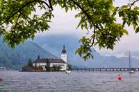 Seeschloss Ort on Lake Traunsee II