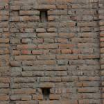 """""""Old Adobe Brick Wall"""" by rhamm"""