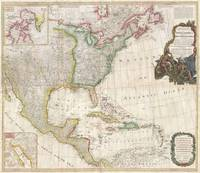 Vintage Map of North America (1794)