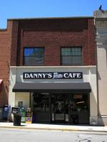 Burlington, North Carolina Cafe