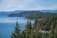 Lake Tahoe Shore