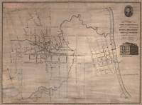 Vintage Map of Fayetteville North Carolina (1822)