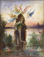 The Sacred Elepant Painting (1882)