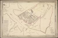 Vintage Map of Hampton Virginia (1867)